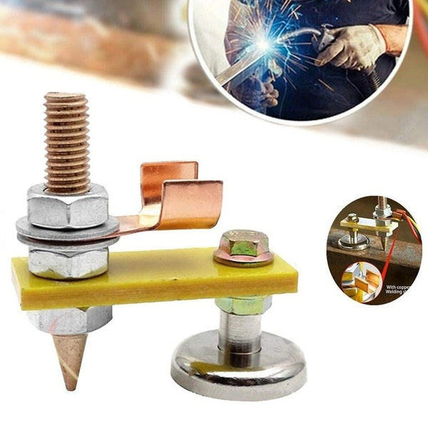 Ground Clamp Magnetic Welding Ground Clamp Small Magnetic Welding Ground Clamp Holder