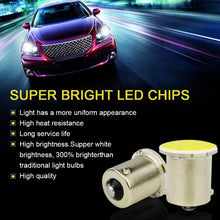 Load image into Gallery viewer, 10PCS P21W 1157 BAY15D 1156 Ba15S Car LED Light Signal Bulb COB Super Bright Auto Turn Tail Reverse Parking Brake Lamp 12V 12SMD
