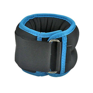 Sporteq Pair Ankle / Wrist Weights For Cuff/ Leg Strap Running Boxing Straps