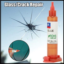 Load image into Gallery viewer, 5ml/10ml UV Glue Optical Clear Glue Windshield Repair Tool DIY Window Scratch Repair Fluid/Repair agent