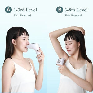 Laser Epilator 900000 Flashes Permanent IPL  Hair Removal depiladora Painless electric Epilator