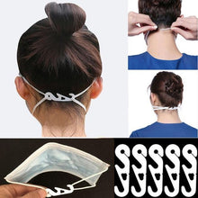 Load image into Gallery viewer, Adjustable Fixing Buckle Face Mask Ear Strap Extension Ear Hook