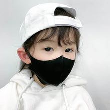 Load image into Gallery viewer, Children's masks sun protection spring and summer thin section dust-proof breathable washable multi-color optional