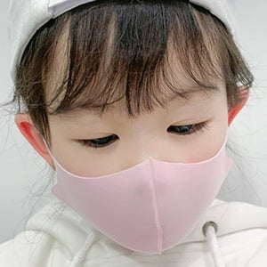 Children's masks sun protection spring and summer thin section dust-proof breathable washable multi-color optional