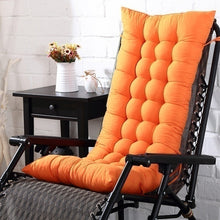 Load image into Gallery viewer, 14 Color 3 Styles Autumn and Winter Sanding Chair Cushion Thickened Double-sided Lunch Break Folding Chair Cushion Rocking Chair Cushion