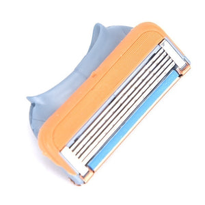 4/8pcs 5 Layers Men Razor Blades High Quality Shaving Cassettes Facial Care Men Shaving Blades
