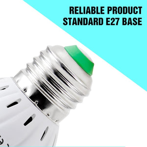 E27 B22 UV Desinfection Lamp LED Sterilizer Lamp LED UVC Germicidal Bulb Ultraviolet Light 48 60 80leds