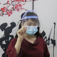 Load image into Gallery viewer, Adjustable Anti-drip Protection Dust Mask Full Face Coverage Mask Windproof Washable Face Protection Mask