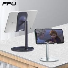 Load image into Gallery viewer, FPU Portable Phone Holder Stand Mobile Smartphone Support Tablet Stand for iPhone iPad Pro Desk Cell Phone Holder Stand