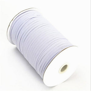 5 yards 3-12mm High-Elastic Sewing Elastic Ribbon Elastic Spandex Band Trim Sewing Fabric DIY Garment Accessories
