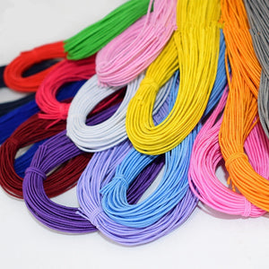 0.8 MM 25M Colorful High-Elastic DIY Sewing Accessories(20 Colors Available)