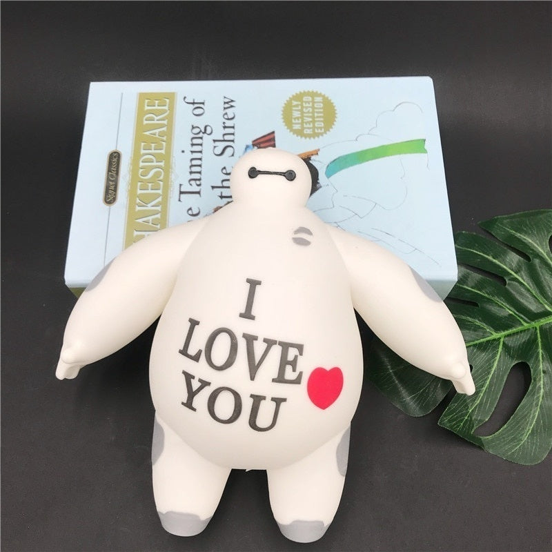 2020 Squeeze Squishys Cute baymax Scented  Funny Inflation Gadgets Anti Stress Novelty Antistress Toys Gift slime toys