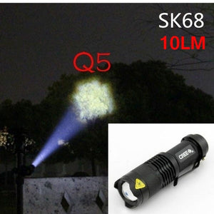 Handheld Cordless Rechargeable Magnetic LED COB Torch Flexible Inspection Lamp Work Light for Outdoor Camping Car Truck