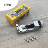 Watch Repair tool Watch Band Link Pin Remover All-metal Strap Link Remover(3 Pins)