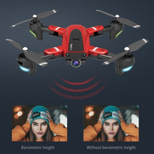 Load image into Gallery viewer, 2020 Newest Upgrade Remote Control Drone HJ68 Pro Quadcopter UAV with 1080P/4K HD FPV 120¡ã Wide-angle Camera + Optical Flow Positioning + V-Sign + Gesture Video + Real-time Transmission + Long-term Flight + Gravity Sensing