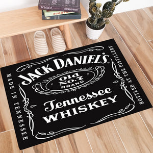 3D Printed Kitchen Hallway Runner Rug Bedroom Living Room Floor Mat Non-slip Area Rug 5 Sizes 40 * 60cm / 80 * 120cm / 100 * 100cm / 80 * 160cm / 100 * 120cm