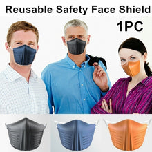 Load image into Gallery viewer, Outdoor Face Protection Isolation Mask Dustproof Antidroplet Face Cover Breathable Safe Mask