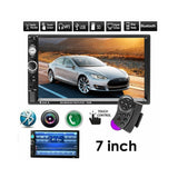 7inch Autoradio 2 Din MP5 Touch Screen Player Android Car Stereo Car Video Digital Display Bluetooth Multimedia Build-in Autoradio FM/AUX/USB/SD Function with Steering Wheel Control and Optional Camera