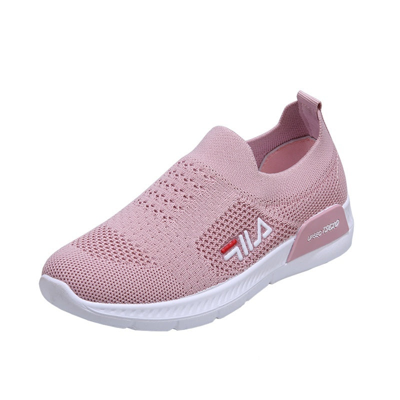 2020 New Women Light Sneakers Breathable Sports Running Shoes Casual Shoes Breathable shoes
