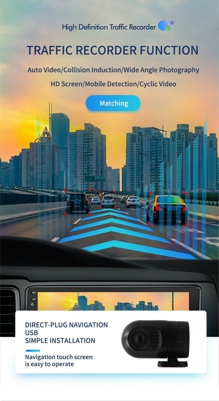 2020 New Android 9.1 Car Radio 2Din GPS Car Stereo Radio 10.1'' 2.5D Touch Screen Car MP5 Player with Bluetooth WIFI GPS Mirror Link FM AM Radio Receiver Suppport Rear Camera