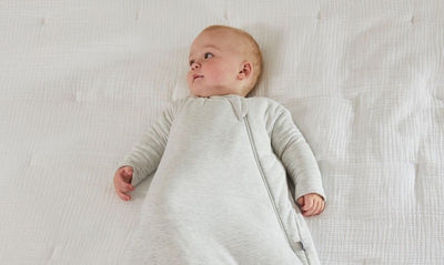 Dressing Baby for Sleep