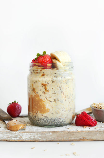 Mealtime Favorites: Overnight Oats