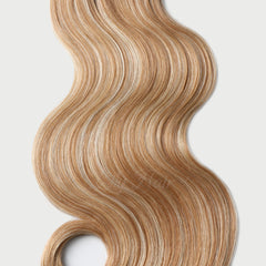 #12-613 Highlights Pre-Bonded V Tip Hair Extensions 1g-strand 100g