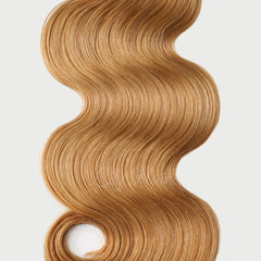 #16 Butterscotch Pre-Bonded V Tip Hair Extensions 1g-strand 100g