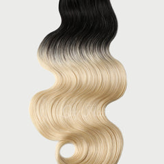 #1B-613 Ombre Classic Flip-in Hair Extensions