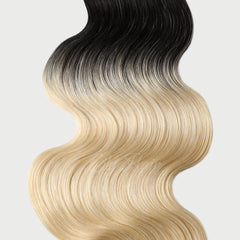 #1B-613 Ombre Clip-in Hair Extensions-1Pc.Sextuple Wefts