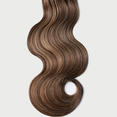 #2-12 Highlights Nano Tip Hair Extensions 1g-strand 100g