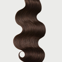 #2 Dark Chocolate Pre-Bonded V Tip Hair Extensions 1g-strand 100g
