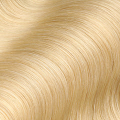 #613 Lightest Blonde Nano Tip Hair Extensions 1g-strand 100g