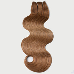 #8-12 Ombre Clip-in Hair Extensions-1Pc.Sextuple Wefts