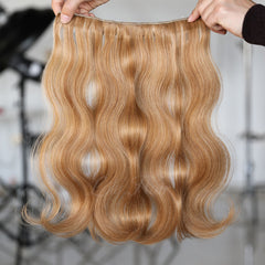 #8-12 Highlight Classic Tape In Hair Extensions 2.5g-piece 100g