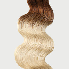 #8-613 Ombre Nano Ring Hair Extensions 1g-strand 100g