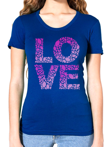 BUBBLE LOVE TEE
