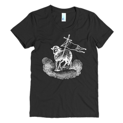 BeYouTees® Triumphant Lamb graphic tee