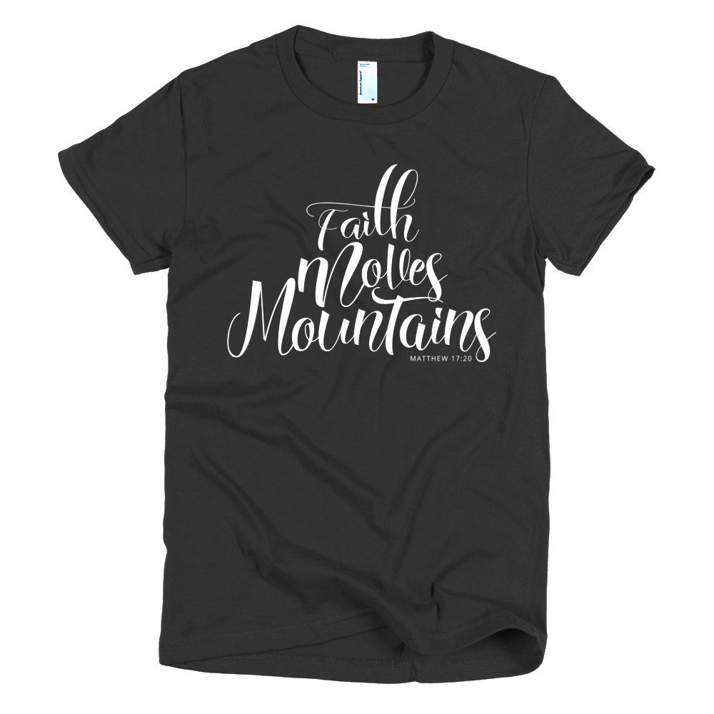 BeYouTees® Move Mountains tee