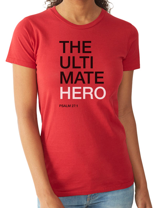 BeYouTees® Ultimate Hero graphic tee