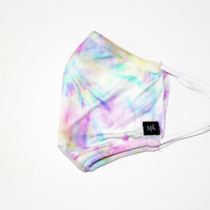 Best Tie Dye Cloth Face Masks | MA Clothing Company