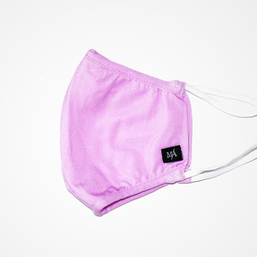 Pink Lavender Fashion Face Masks | MA Clothing Company