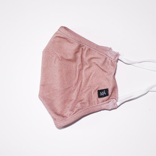 Ash Rose Adjustable Fitting Face Masks | MA Clothing Company