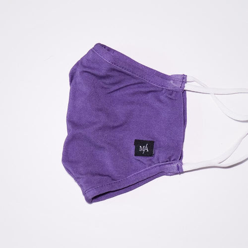 Grape Compote Adjustable Fitting Masks | MA Clothing Company