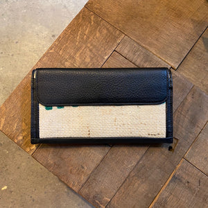 LONG WALLET/black