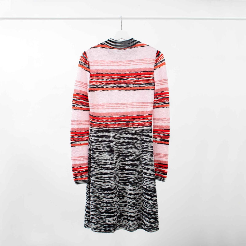 Missoni Intarsia Knit Midi Dress