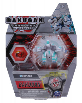 Bakugan Basic Ball - Wit/Blauw 5-Delig