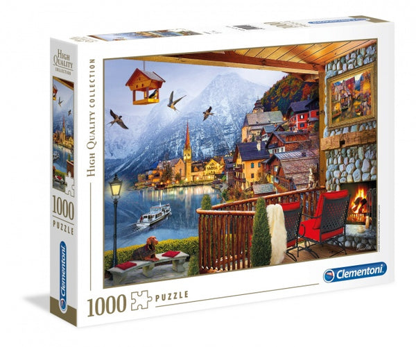 High Quality Puzzle Collection - 1000 stukjes
