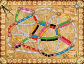 Ticket to Ride - Amsterdam - NL