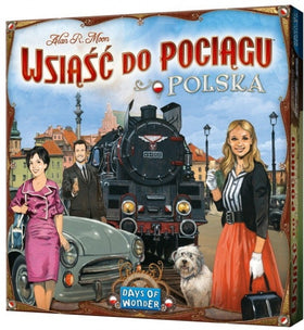 Ticket to Ride - Polen - PO